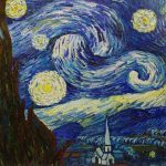 Starry Night – Van Gogh