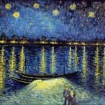 Starry Night – Van Gogh